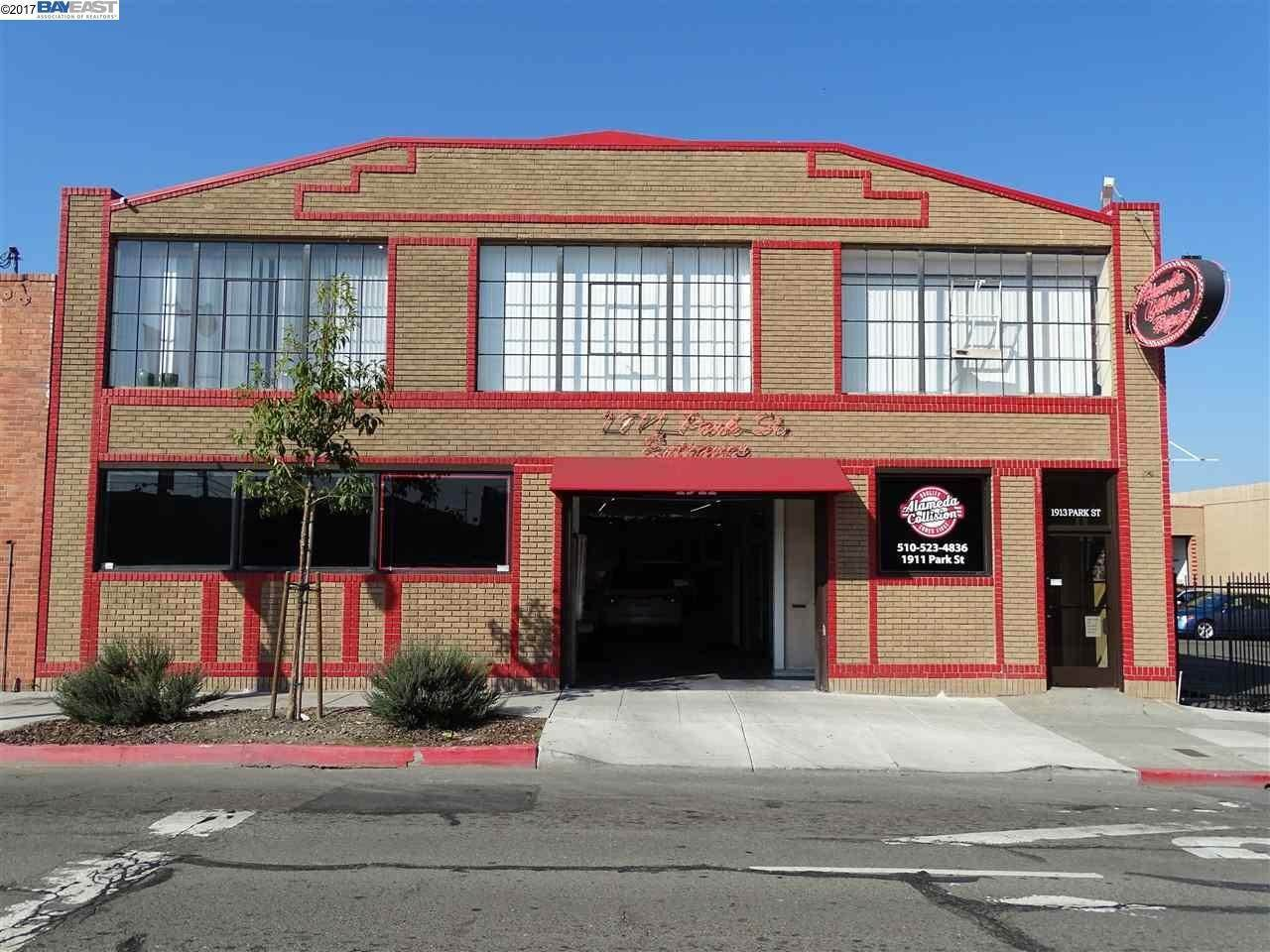 Commercial / Industrial for Sale at 1913 Park Street Alameda, California 94501 United States