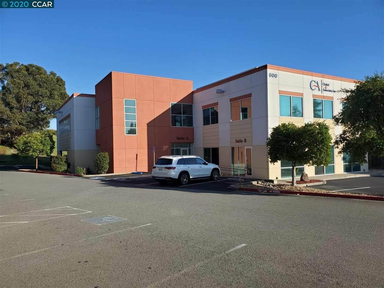 Comm / Ind Lease at 600 Alfred Nobel Drive Hercules, California 94547 United States