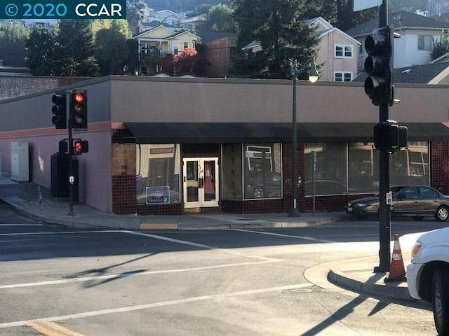 Comm / Ind Lease at 1303 POMONA Street Crockett, California 94525 United States