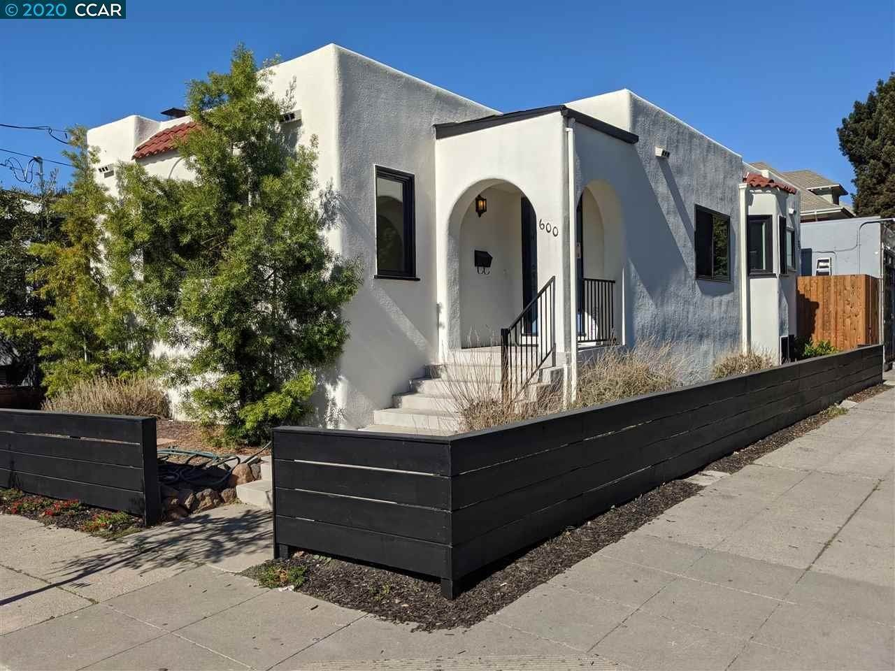 Lease Options at 600 62nd Street Oakland, California 94609 United States