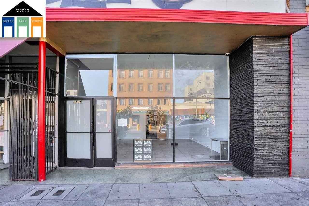 Comm / Ind Lease at 2525 Telegraph Oakland, California 94612 United States