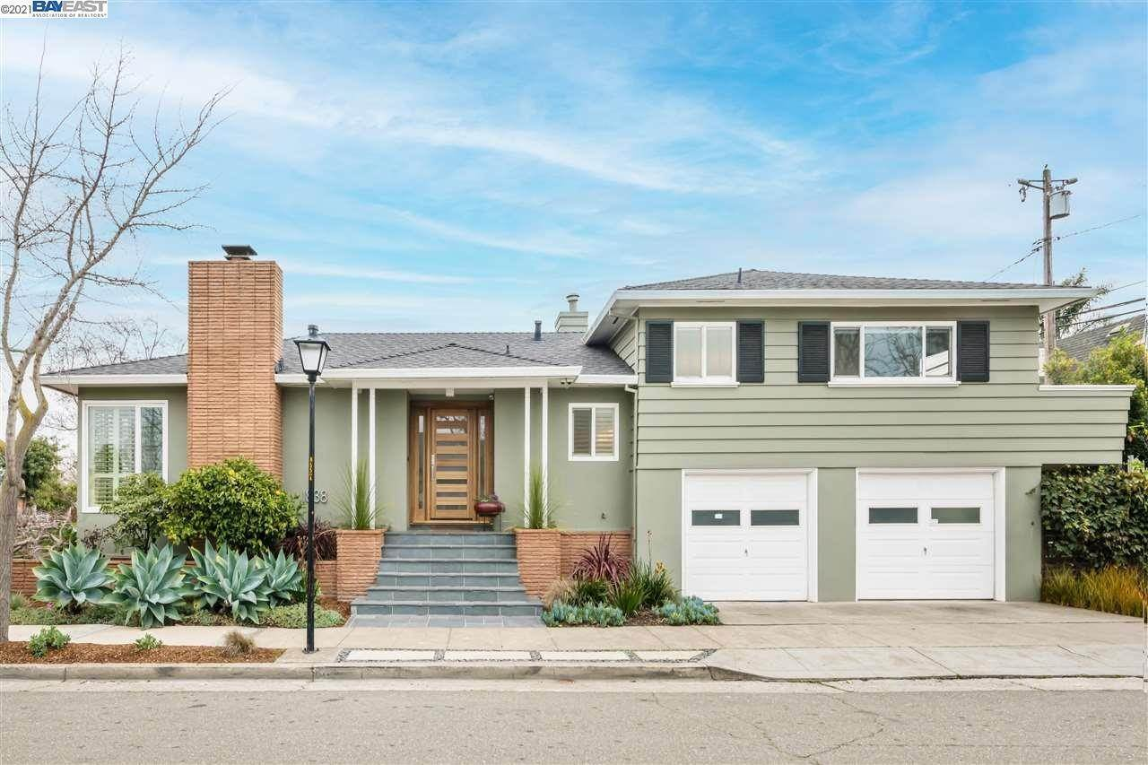 Residential for Sale at 1838 Moreland Drive Alameda, California 94501 United States