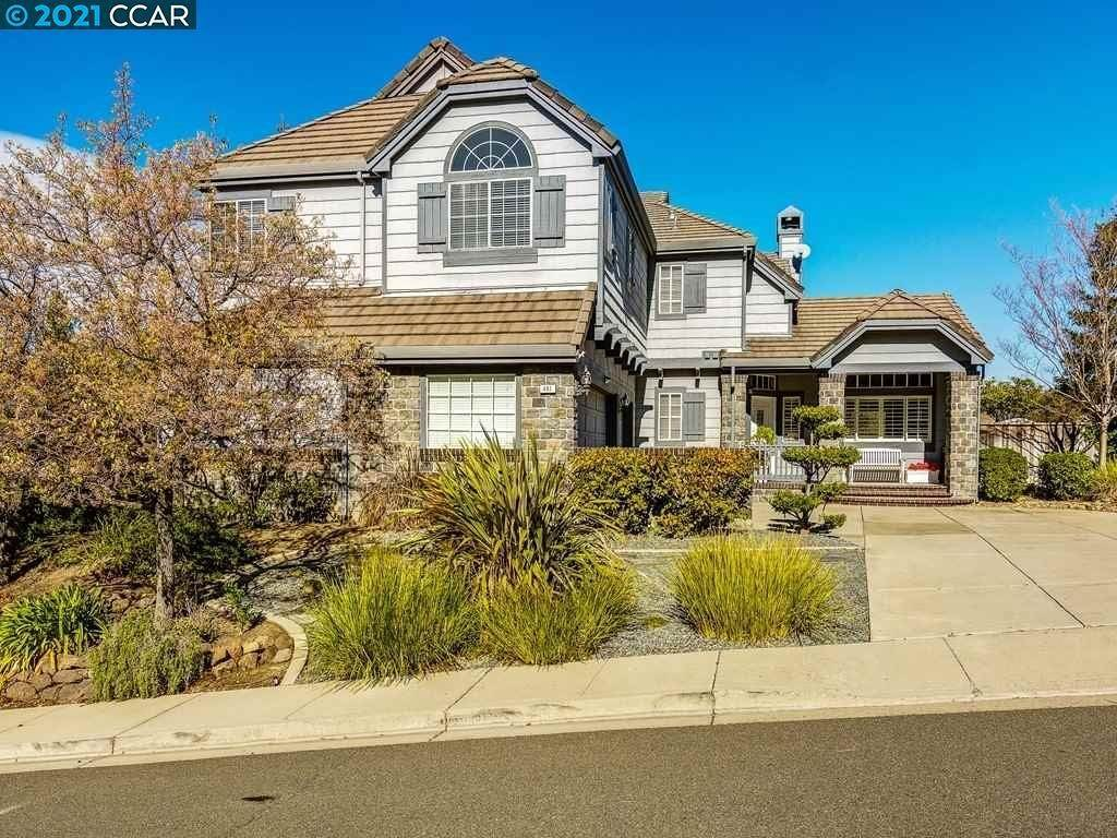 Residential for Sale at 461 Obsidian Way Clayton, California 94517 United States