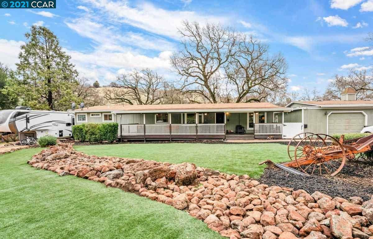 Residential for Sale at 4145 Morgan Territory Road Clayton, California 94517 United States