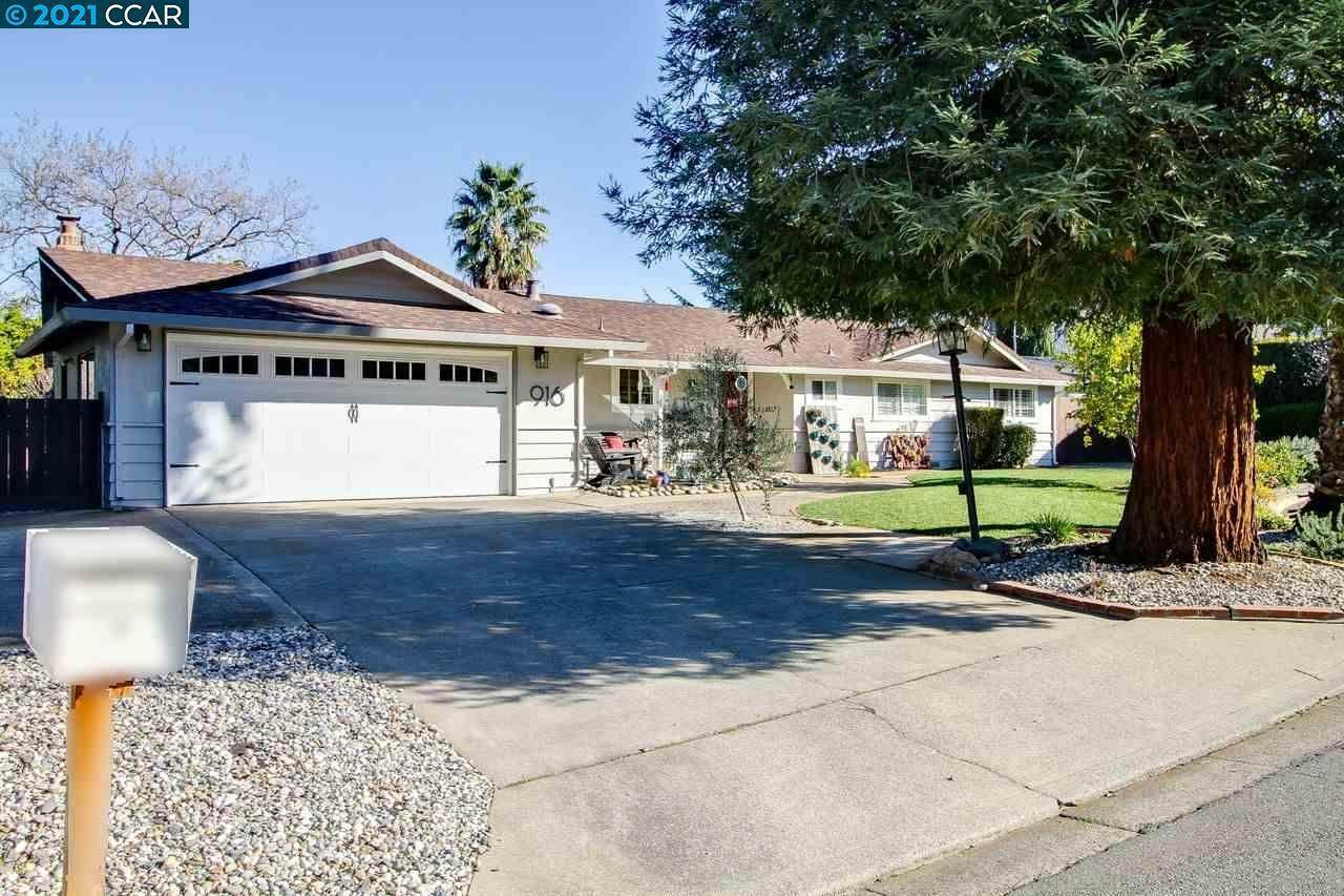 Residential for Sale at 916 Kenston Drive Clayton, California 94517 United States