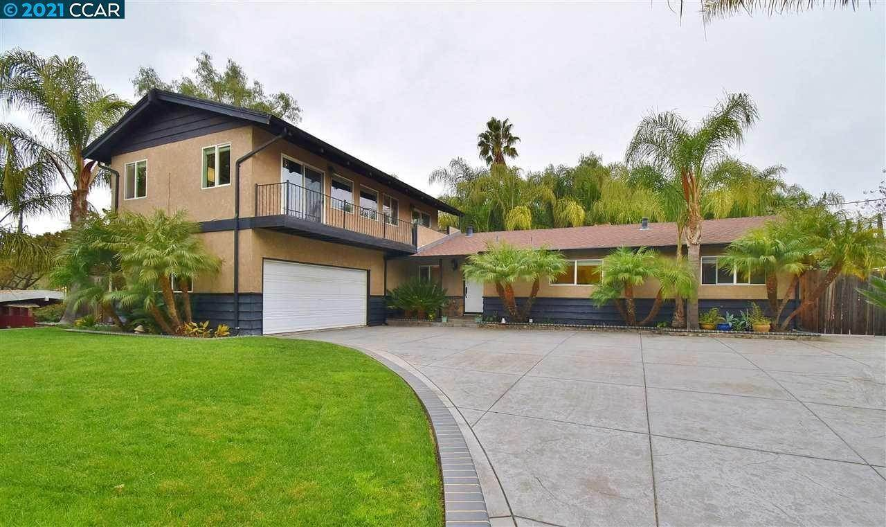 Residential for Sale at 1336 El Camino Drive Clayton, California 94517 United States