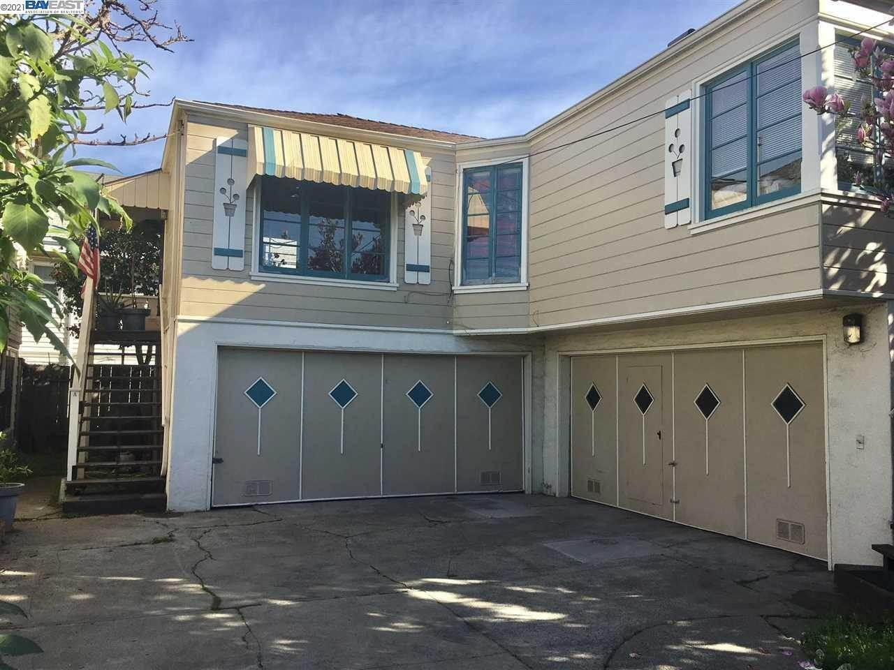 Residential Income for Sale at 2305 San Jose Avenue Alameda, California 94501 United States