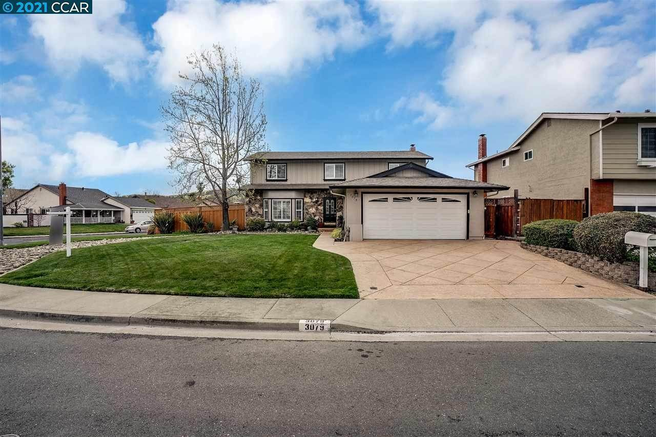 Residential for Sale at 3079 Riviera Way San Ramon, California 94583 United States