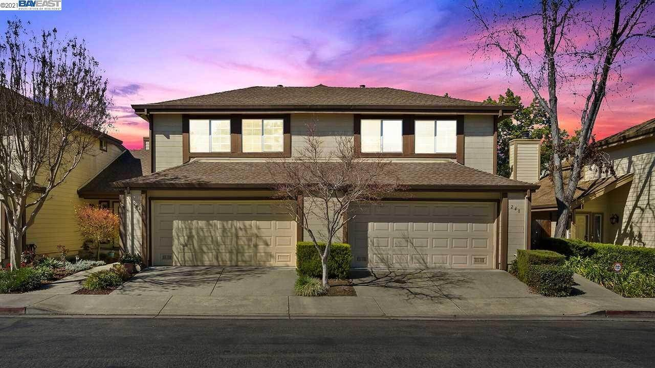 Residential for Sale at 244 Rachael Place Pleasanton, California 94566 United States
