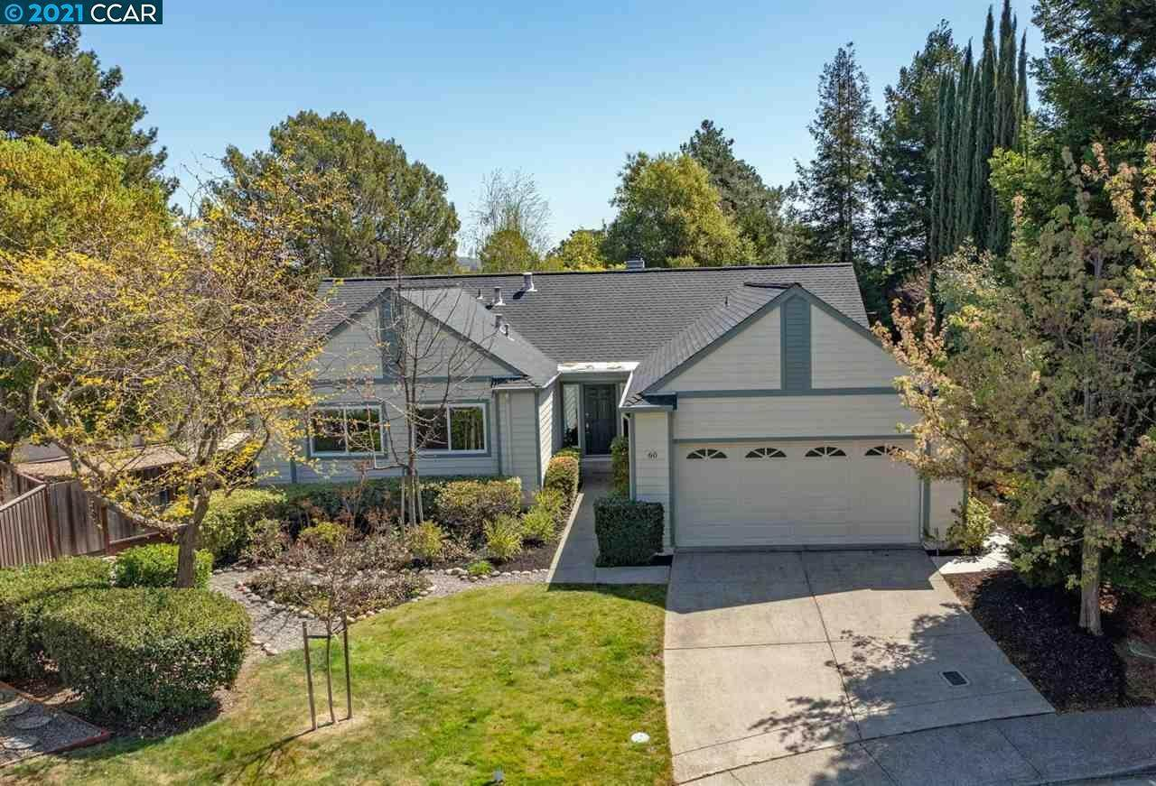 Residential for Sale at 60 Silktree Court Danville, California 94526 United States