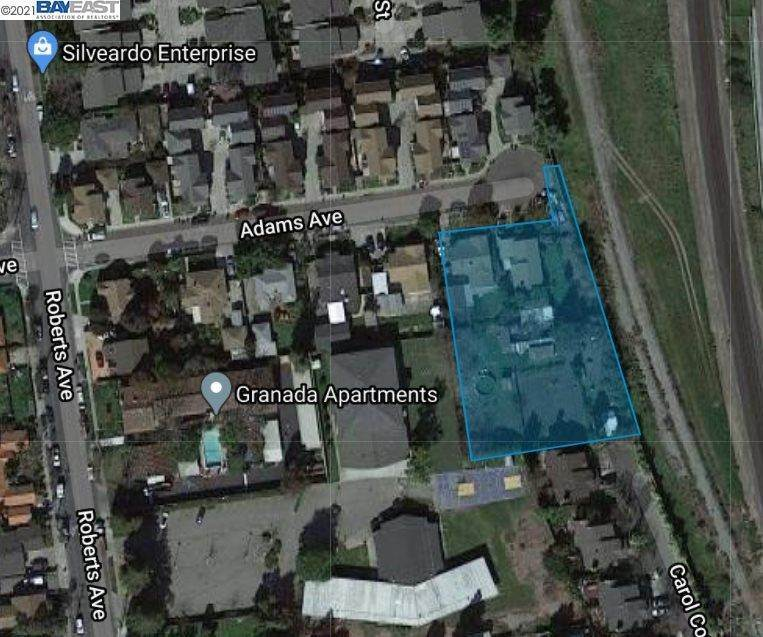 Land / Lots for Sale at ADAMS AVE & HARRISON Street Fremont, California 94538 United States