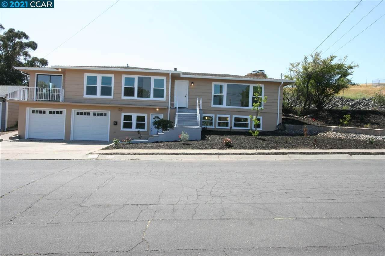 Residencial por un Venta en 16 Hill Street Bay Point, California 94565 Estados Unidos