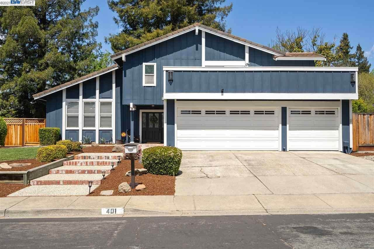 Residential for Sale at 401 Wabash Place Danville, California 94526 United States