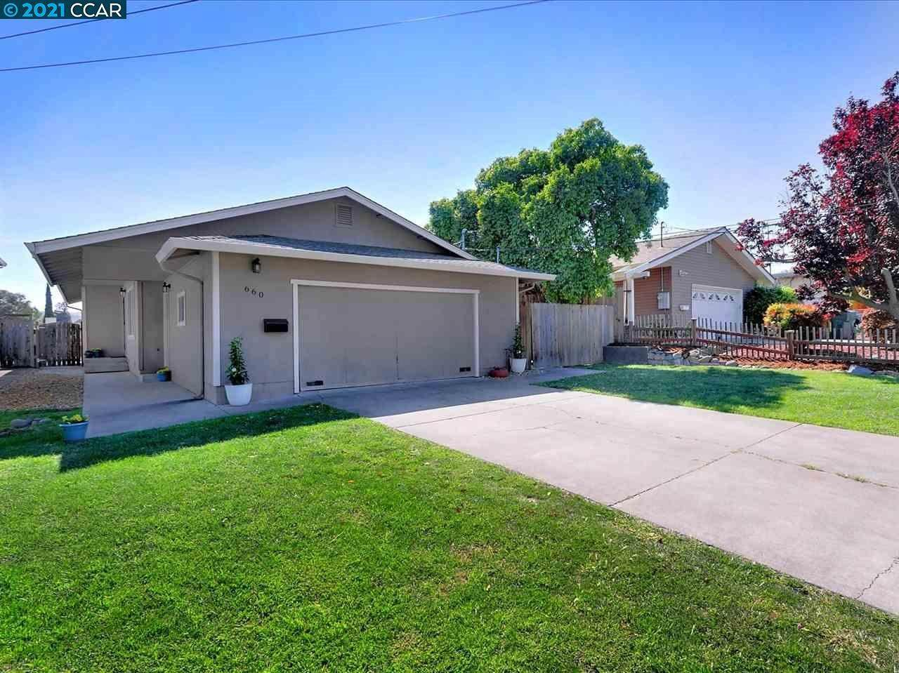Residential for Sale at 660 E L Street Benicia, California 94510 United States