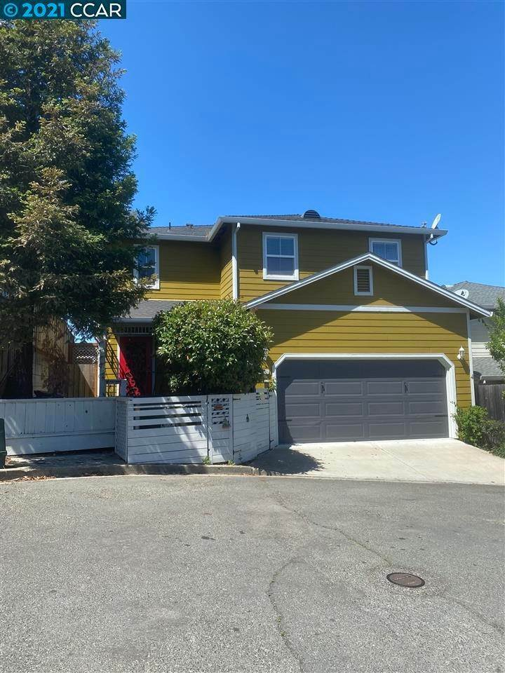Residential for Sale at 1771 Clos Duvall Court Benicia, California 94510 United States