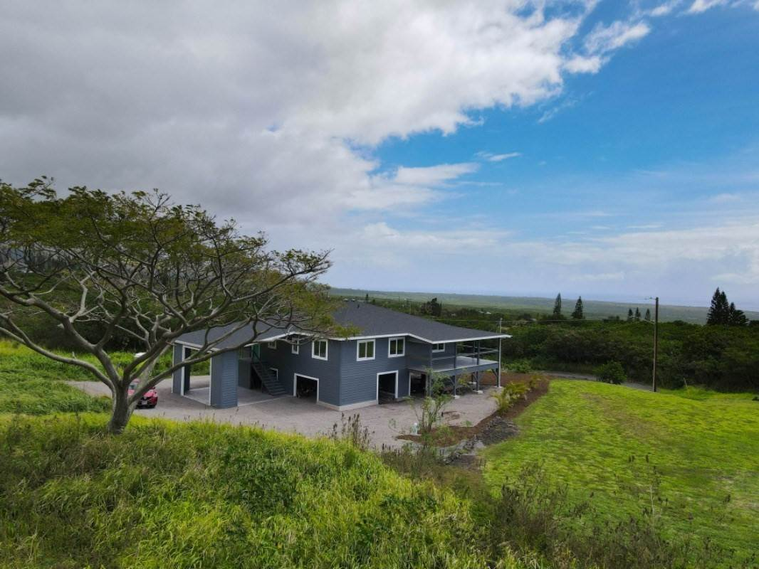 Residential for Sale at 94-5781 KILO MOANA PL NAALEHU HI 96772 Naalehu, Hawaii 96772 United States