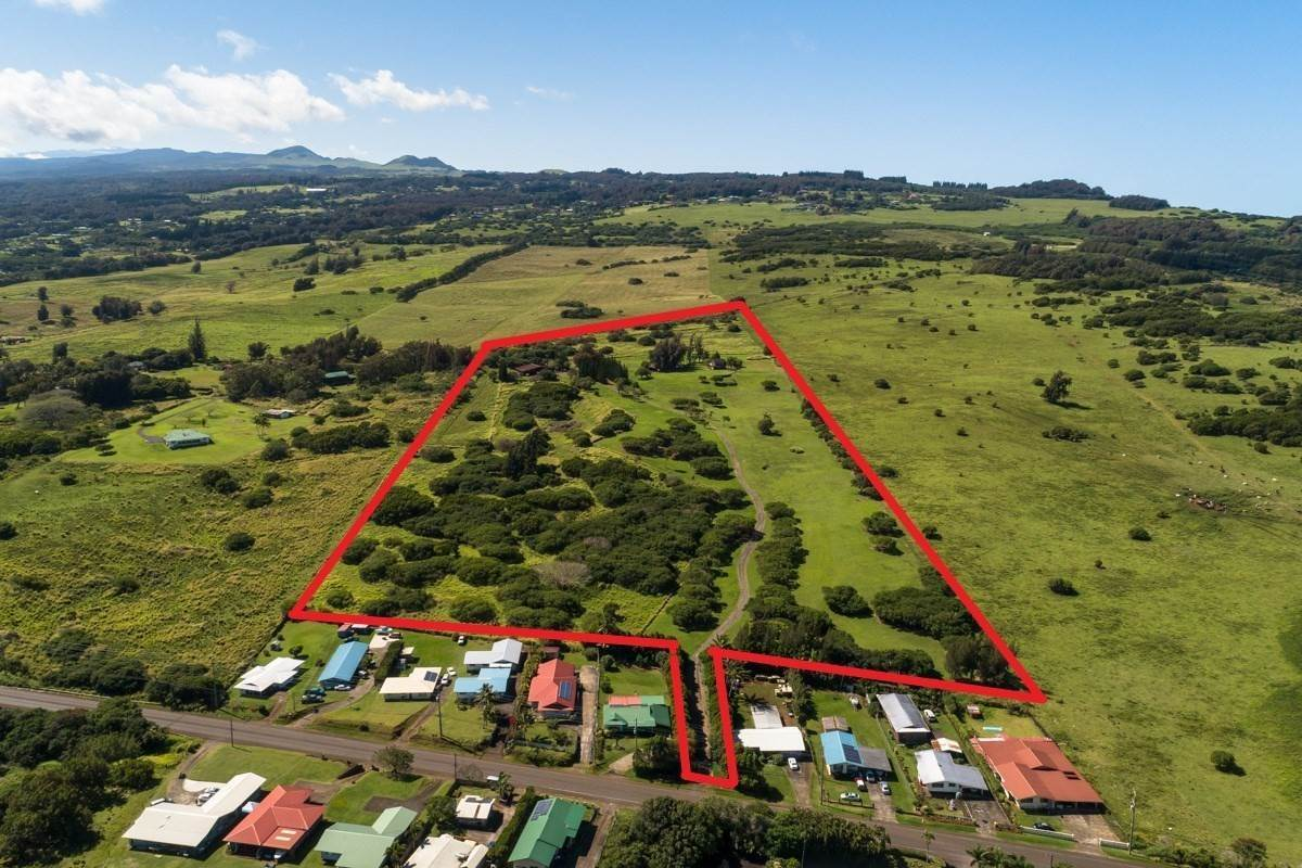 Residential for Sale at 55-3220 AKONI PULE HWY Hawi, Hawaii 96719 United States