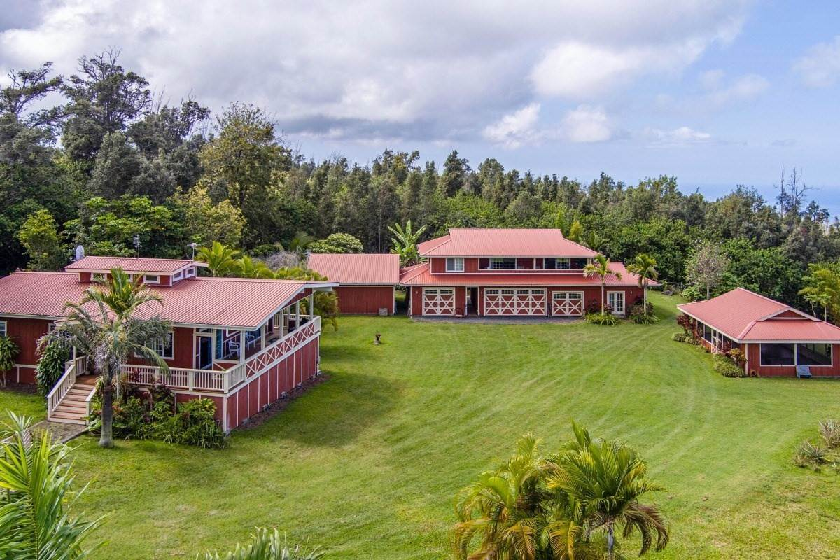 Residential for Sale at 89-1409 HAWAII BELT Road Captain Cook, Hawaii 96704 United States