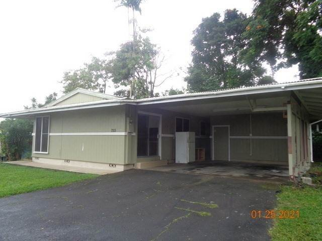 Residential for Sale at 755 KAUMANA DR HILO HI 96720 Hilo, Hawaii 96720 United States