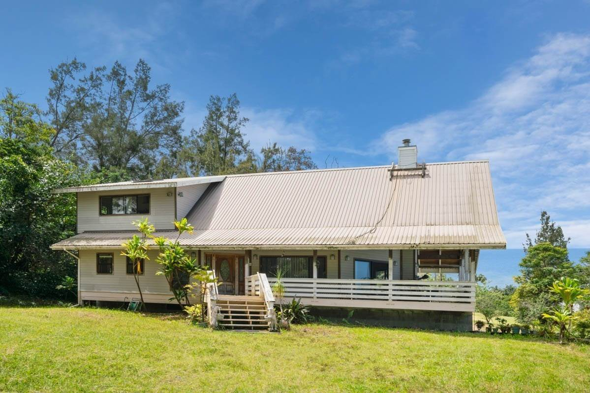 Residential for Sale at 81-2026 HAKU NUI Road Captain Cook, Hawaii 96704 United States