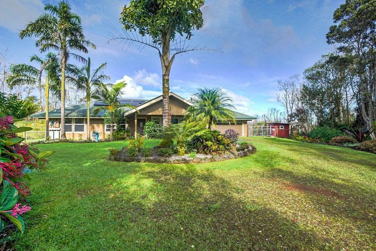 Residential for Sale at 11-2882 KALEPONI DR VOLCANO HI 96785 Volcano, Hawaii 96785 United States