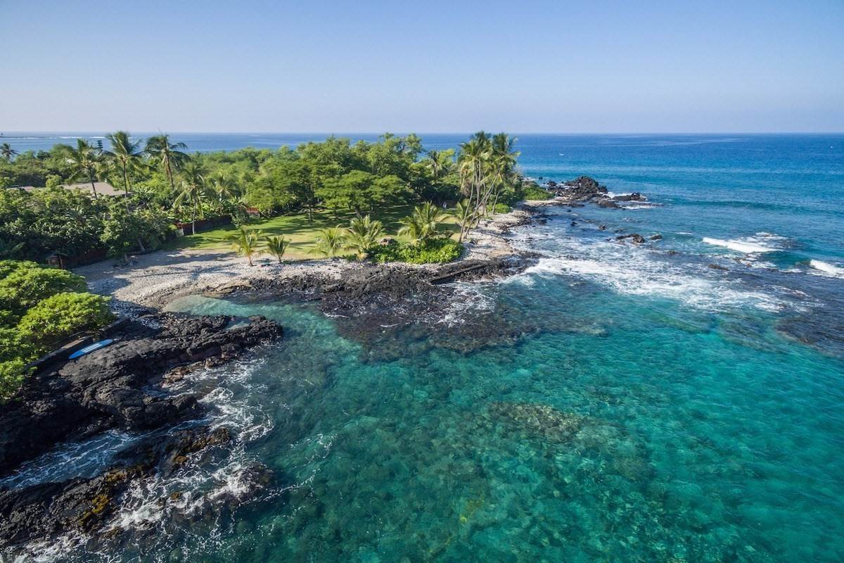 Single Family Homes for Sale at MANINI BEACH RD. CAPT. COOK HI 96704 Captain Cook, Hawaii 96704 United States