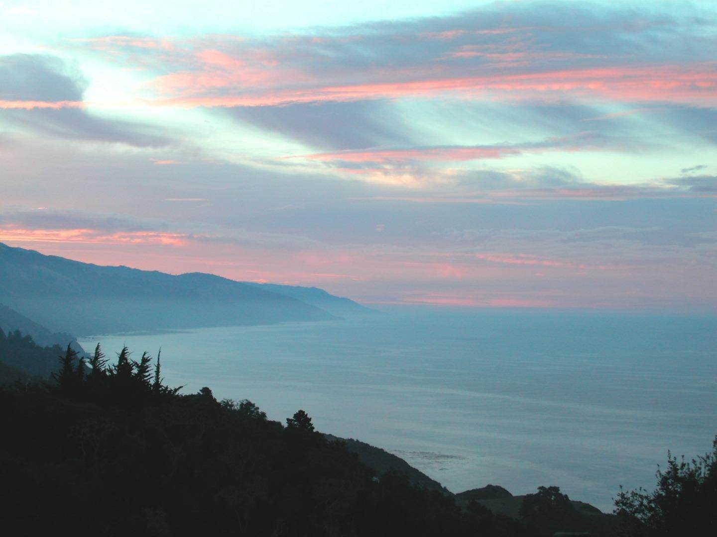 Residencial por un Venta en Upper Ridge Trail Big Sur, California 93920 Estados Unidos