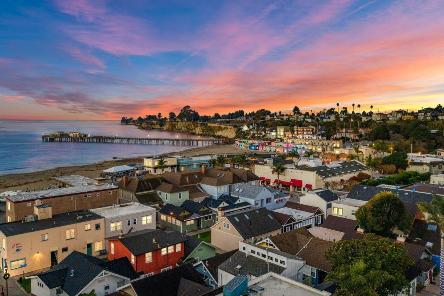Residential for Sale at 210 El Camino Medio Street Capitola, California 95010 United States