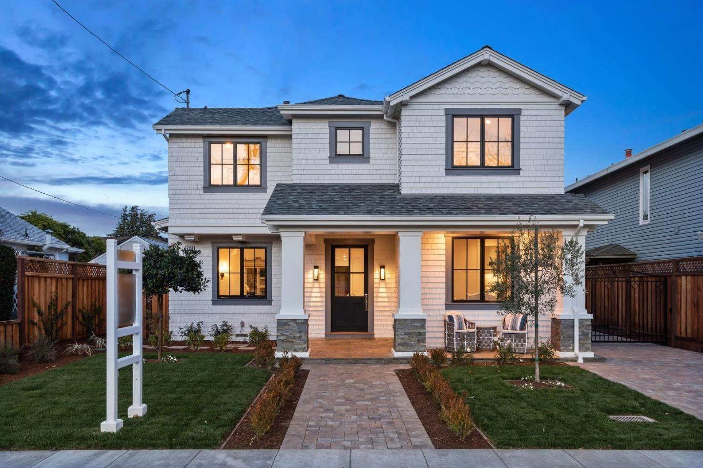 Residential for Sale at 228 Stanley Road Burlingame, California 94010 United States