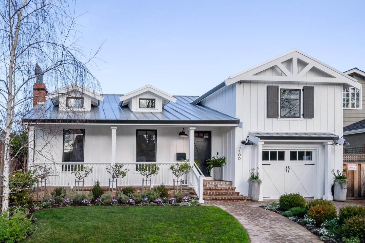 Residential for Sale at 466 Marin Drive Burlingame, California 94010 United States