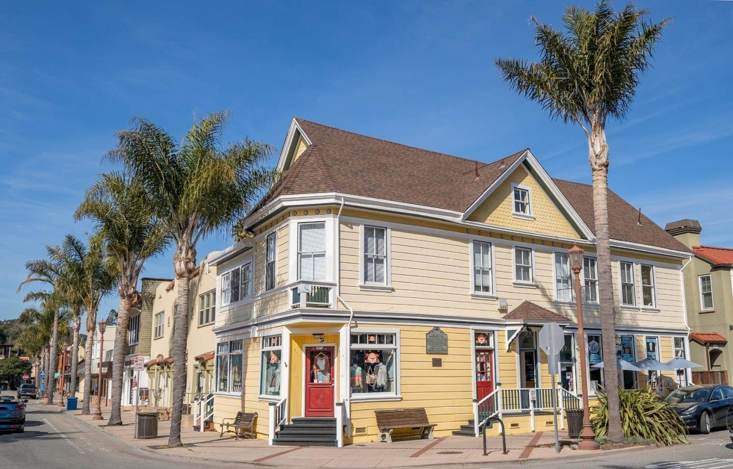 Residential Income for Sale at 201 Monterey Avenue Capitola, California 95010 United States