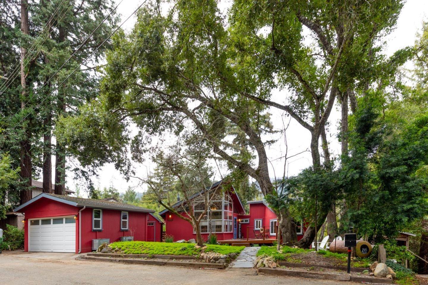 Residential for Sale at 545 Debbie Court Boulder Creek, California 95006 United States