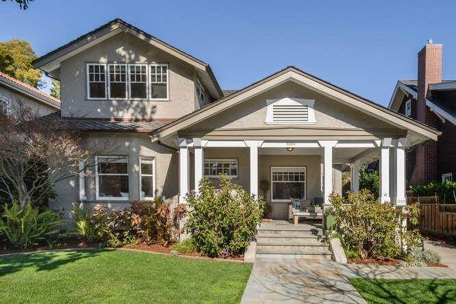 Residential for Sale at 1232 Bernal Avenue Burlingame, California 94010 United States