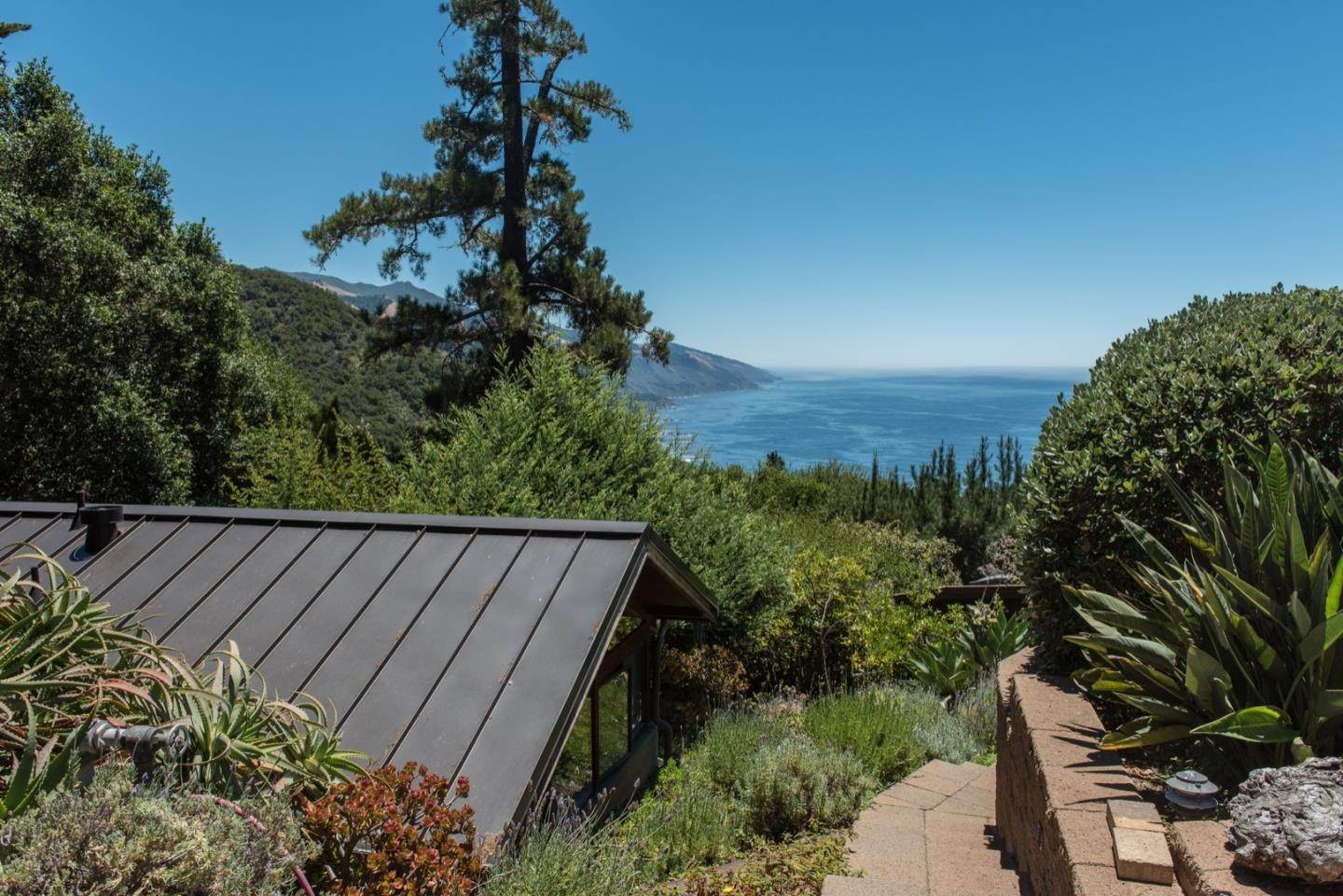 Residencial por un Venta en 51400 Partington Ridge Road Big Sur, California 93920 Estados Unidos