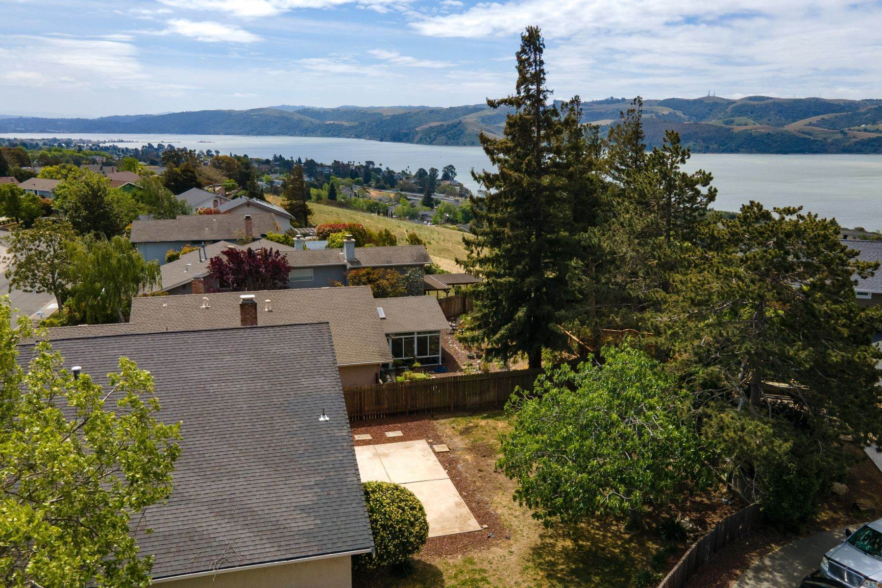 Single Family Homes for Sale at Corner Parcel Southampton Hills Home 568 Capitol Drive Benicia, California 94510 United States
